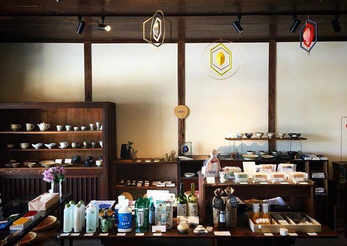 熊本県・山鹿にある小さなお店「ヤマノテ」