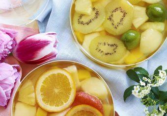 大人のデザートにぴったり。洋酒とバニラが香る「パティスリー キハチ」のフルーツポンチ