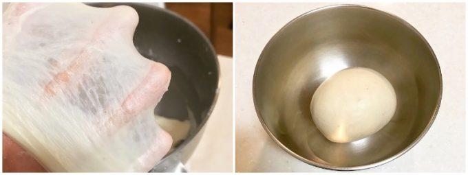 パンの作り方、工程(ミキシング、発酵)