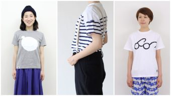 さらっと着こなせば、夏の上質カジュアルのできあがり。 大人かわいいTシャツ特集