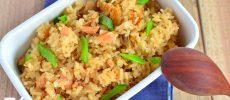 食卓にお弁当に大活躍!2週間作り置きできる「炊き込みご飯」のレシピ<3選>