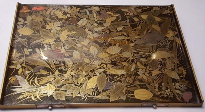 「はじめての古美術鑑賞」《百草蒔絵薬箪笥》圧巻の蒔絵