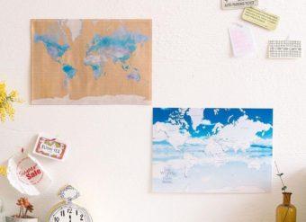 忘れられない思い出を書き留めて。あなたの旅が刻まれていく「PAS-POL」の世界地図
