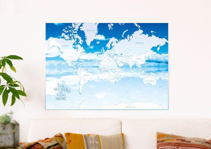 PAS-POL<パスポル>の世界地図3