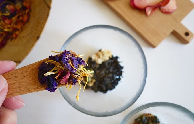 chaRica<チャリカ>の台湾茶と健康茶