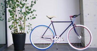 自分だけの一台を作る。豊富なカラーからカスタマイズできる「Cocci Pedale」の自転車
