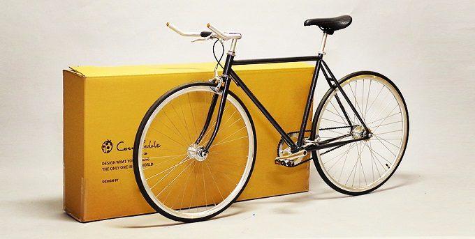 Cocci Pedale<コッチペダーレ>のカスタマイズ自転車3