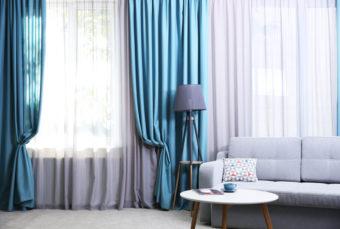 どんな部屋もおしゃれに彩る。失敗しないカーテン選びの基礎知識