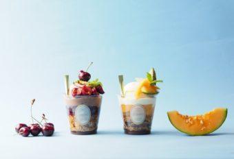 初夏のフルーツとチョコレートが豪華。「DEL'IMMO」渋谷店限定の新作パフェが登場