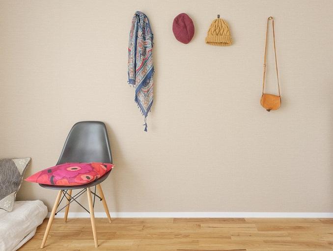 壁をおしゃれに飾るアイデア2