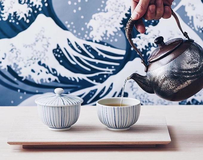 日本茶スタンド八屋2