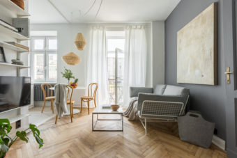 シンプルでおしゃれな暮らしのお手本。豊かな心を育む北欧スタイルの部屋づくり