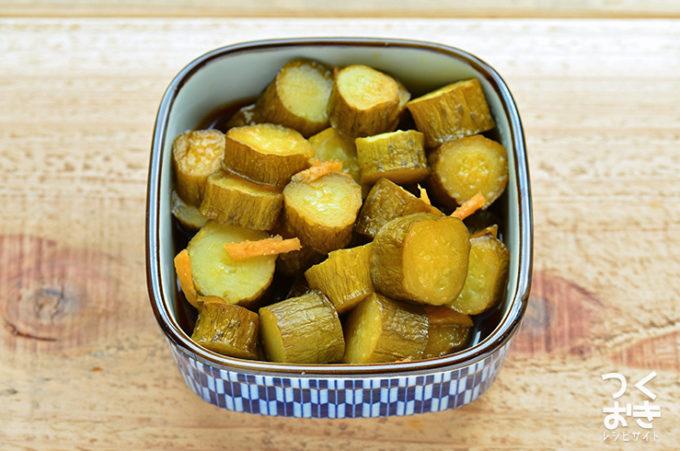 きゅうりの常備菜レシピ3