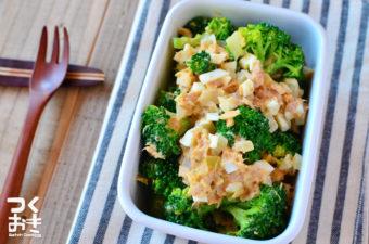 お弁当に彩りを添える。ブロッコリーの日持ちするゆで方とアレンジレシピ<3選>
