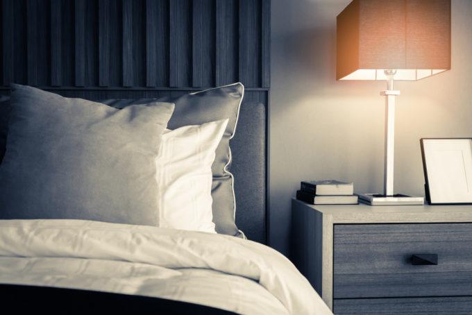 寝室におすすめの照明