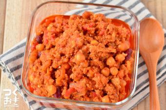 暑い季節にぴったり。ちょっぴりスパイシーな、トマト缶を使った常備菜レシピ<3選>