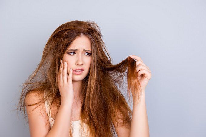 うねり髪の主な原因