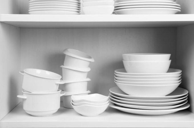 使いにくいキッチン収納の例