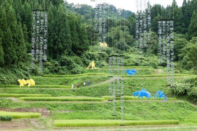 新潟芸術祭の様子3