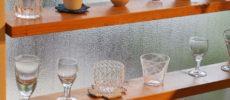 Ékocaで取り扱うシンプルなガラスの器