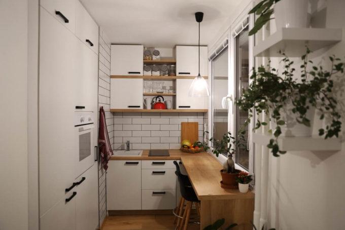 狭くても使いやすい、おしゃれなキッチン収納術