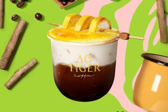 この夏注目のカフェ。フルーツ×コーヒーの新感覚ドリンクを味わえる「AOTIGER Coffee」