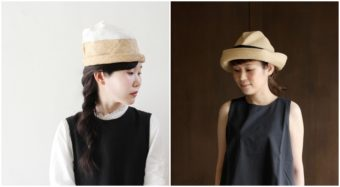 夏の装いに加えたい。遊び心を感じるおしゃれな帽子<3選>