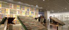 「ゴードン・マッタ=クラーク展」の展示の様子1