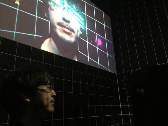 休日のお出かけにおすすめ、東京で開催されている「音のアーキテクチャ展」のギャラリー1の展示風景