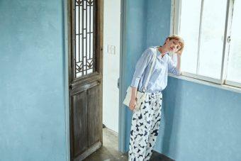 これまでのホームウェアの概念を覆す。「Nells」のお出かけができるパジャマ