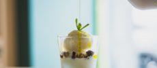 「OLIVIERS&CO」のアイス&オリーブオイル1