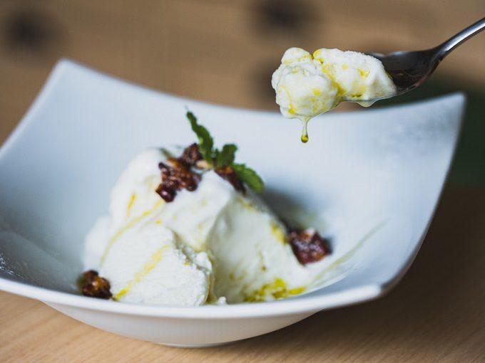 「OLIVIERS&CO」のアイス&オリーブオイル3