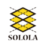 SOLOLA<ソロラ>のブランドロゴ