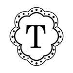 ビーズ刺繍のアクセサリー「Tolerance<トレランス>」のブランドロゴ