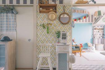 目指すは海外のようなインテリア。簡単なDIYで作れるかわいいお部屋のアイデア集