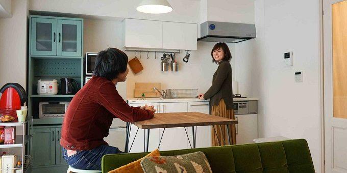 家具選びで失敗しないポイント・ルールを決める・実例