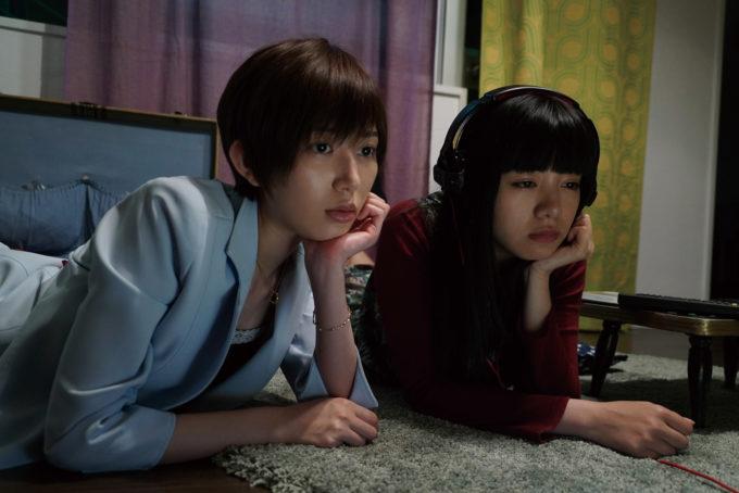 映画「ルームロンダリング」のワンシーン2