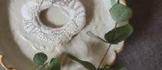 kielo*<キエロ>の刺繍ブローチ1