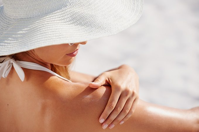 日焼け止めによる肌荒れ・乾燥