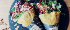 「ROCCA&FRIENDS CREPERIE」のクレープ
