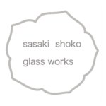 sasaki shoko glass works logo