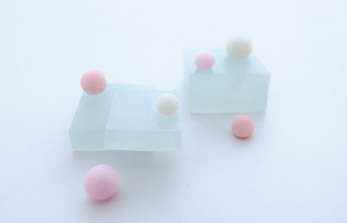 手土産におすすめ「紫をん」の美しい和菓子2
