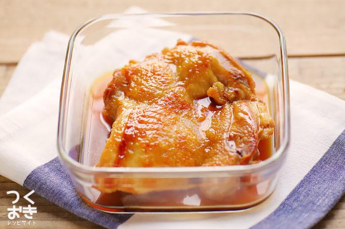 基本の照り焼きチキンのレシピ