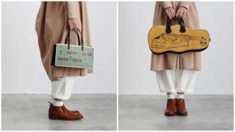持つだけで注目の的に。秋に持ちたい、レトロでかわいい個性豊かなバッグたち