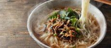 雲仙きのこ本舗の「養々麺」