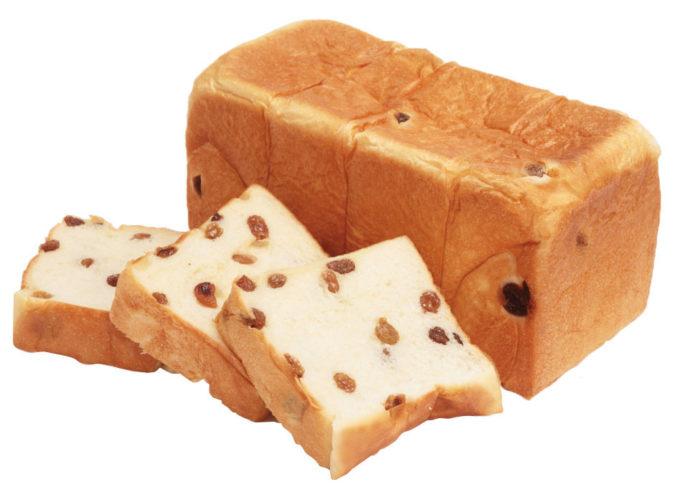 清瀬の食パン専門店「考えた人すごいわ」のレーズン食パン「魂仕込(こんじこみ)」