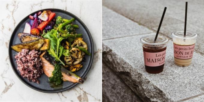 代官山駅から徒歩3分の所にあるカフェ「GLOUGLOU REEFUR(グルグルリーファー)」の人気のメニュー