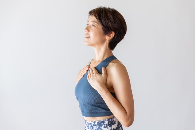 東急スポーツオアシストレーナー直伝「胸のストレッチ」2