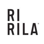 靴下ブランドRIRILAのブランドロゴ