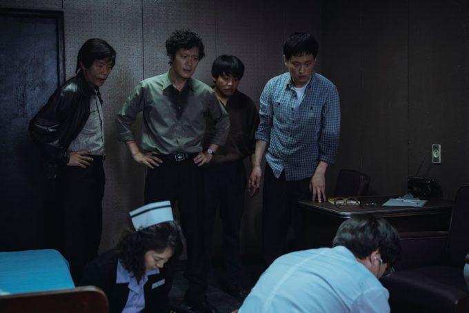 『1987、ある闘いの真実』のワンシーン4